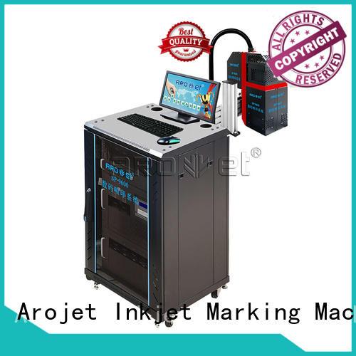 digital inkjet coder machine for label