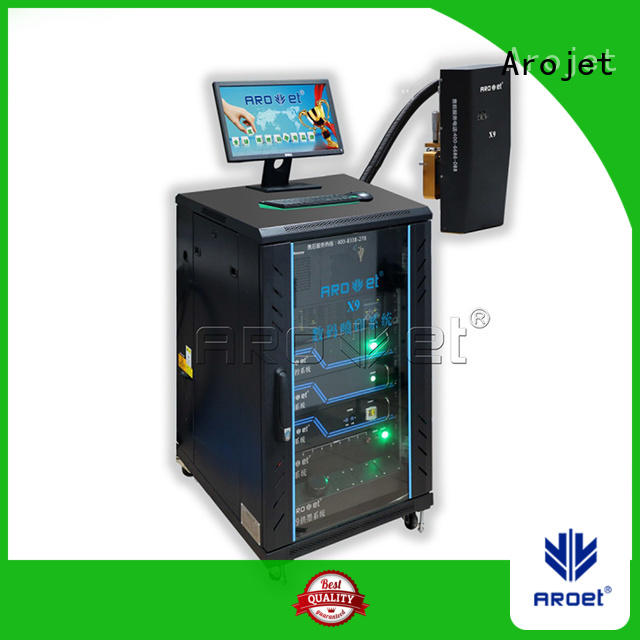 Arojet highspeed inkjet coder directly sale for film