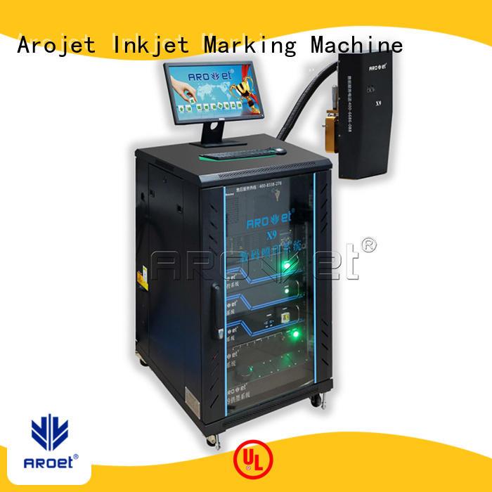 Arojet printing inkjet coding machine customized for film