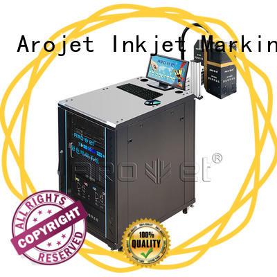 Arojet color inkjet coding machine manufacturer for film