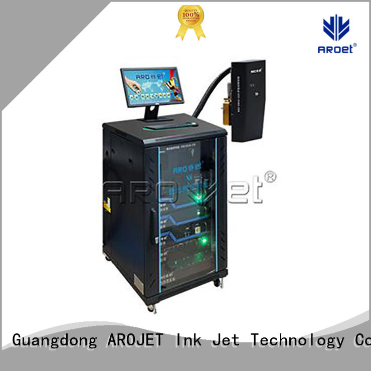 inkjet coding machine data for paper Arojet