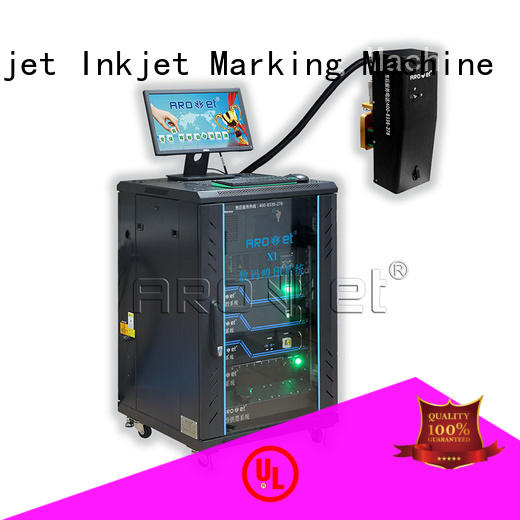 printer marking machine series for packaging Arojet