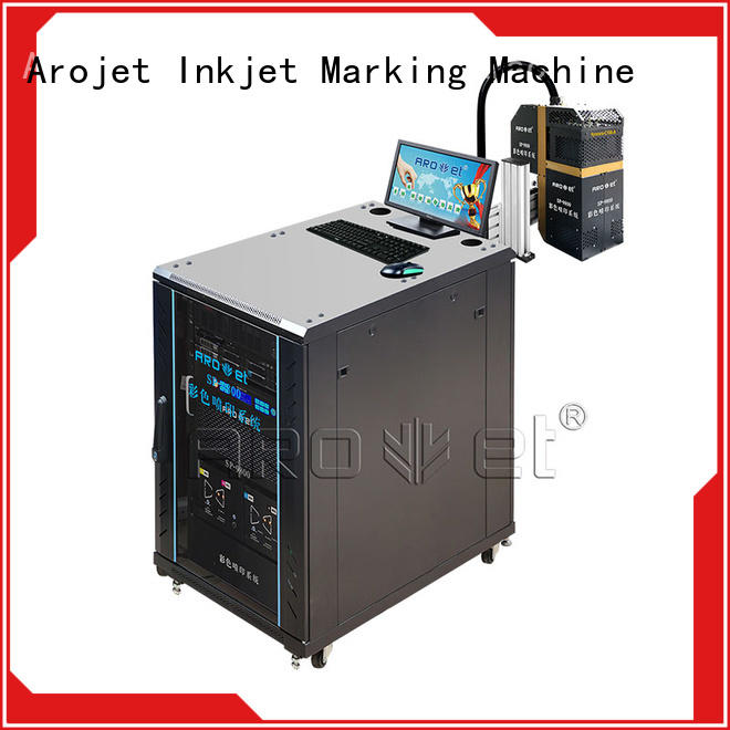 Arojet printer coding and marking systems inquire now for business