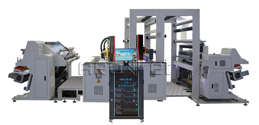 Arojet customized inkjet machine price best manufacturer for paper-3