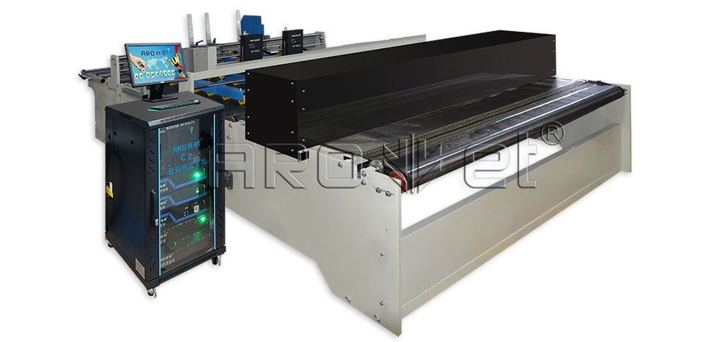 Arojet multicolored inkjet coder manufacturer for packaging-4