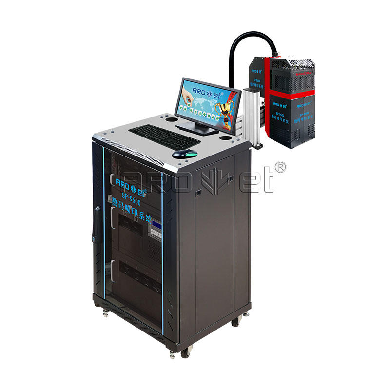 AROJET Wide-format Variable Data Industrial UV  Digital Inkjet Printer – SP-9600