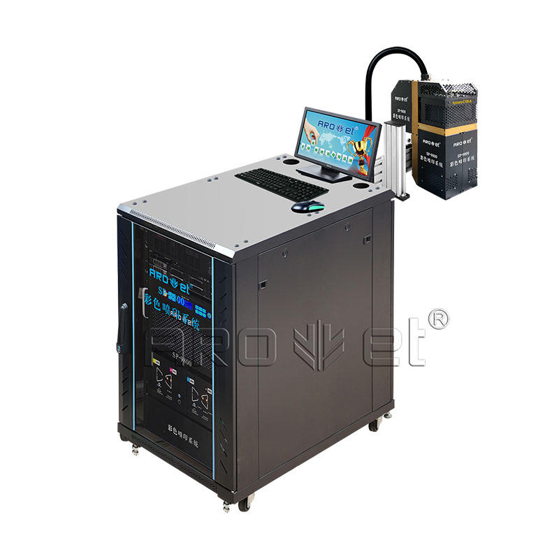 AROJET Multi-colored Wide-format Variable Data  UV Inkjet Printing Machine – SP-9800