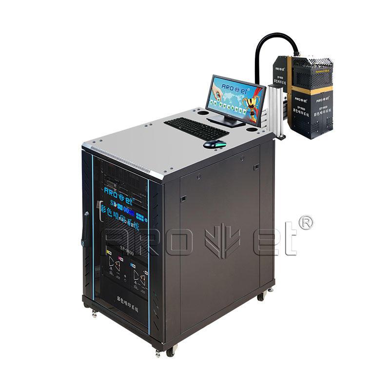 AROJET Multi-colored Wide-format Variable Data  UV Inkjet Printing Machine – SP-9800