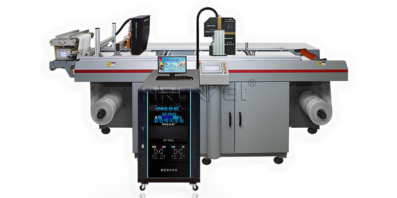 date coding printer series for label Arojet