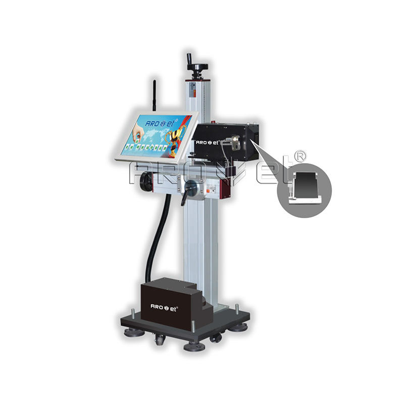 AROJET Side-jetting Industrial Digital Variable Data  UV Inkjet Printer – C3