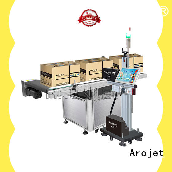 Arojet dod inkjet printer supply for promotion