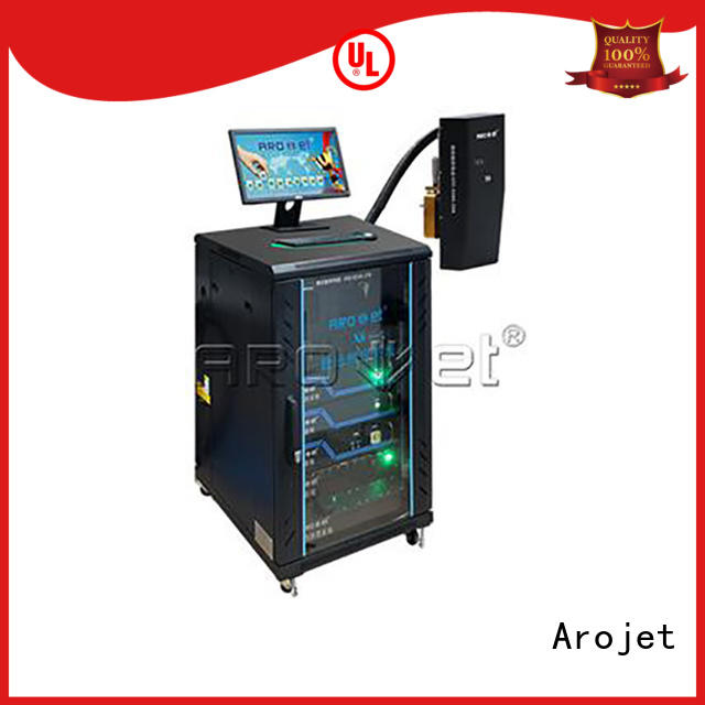 Arojet highspeed inkjet printer for packaging from China for label