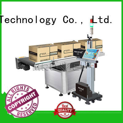 Arojet industrial uv-curable inkjet printer custom made for carton
