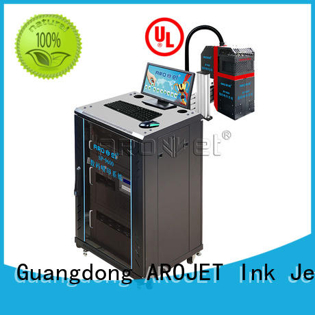 multicolored inkjet marking equipment series for label Arojet