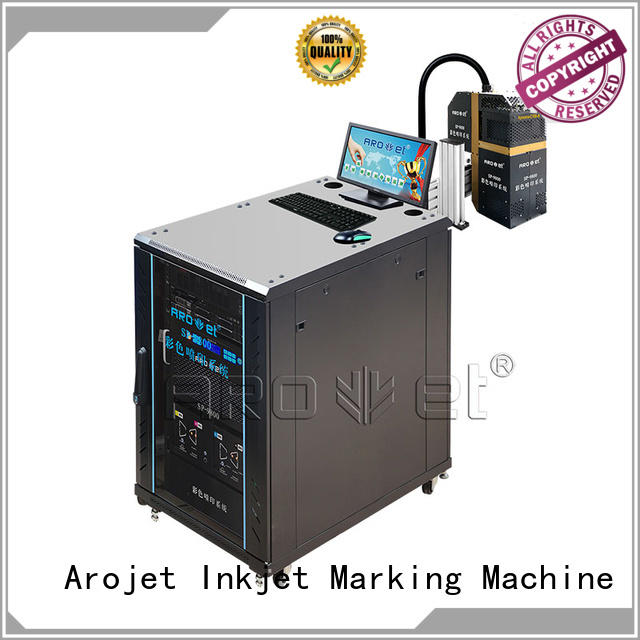 Arojet cost effective inkjet coding machine with good price for paper