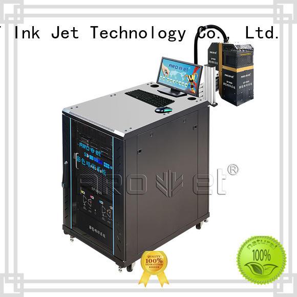 Arojet highspeed inkjet printing machine directly sale for film