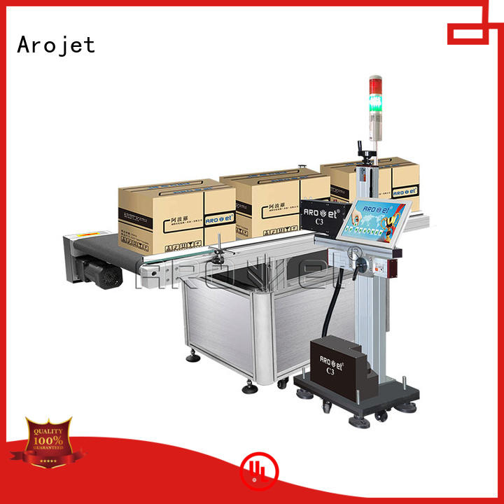 Arojet wholesale automatic inkjet printer inkjet for paper