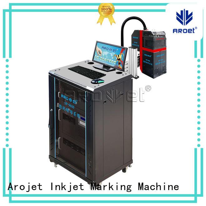 highspeed industrial inkjet printing machine manufacturer for label