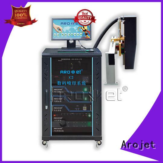 Arojet stable label inkjet printer from China bulk production