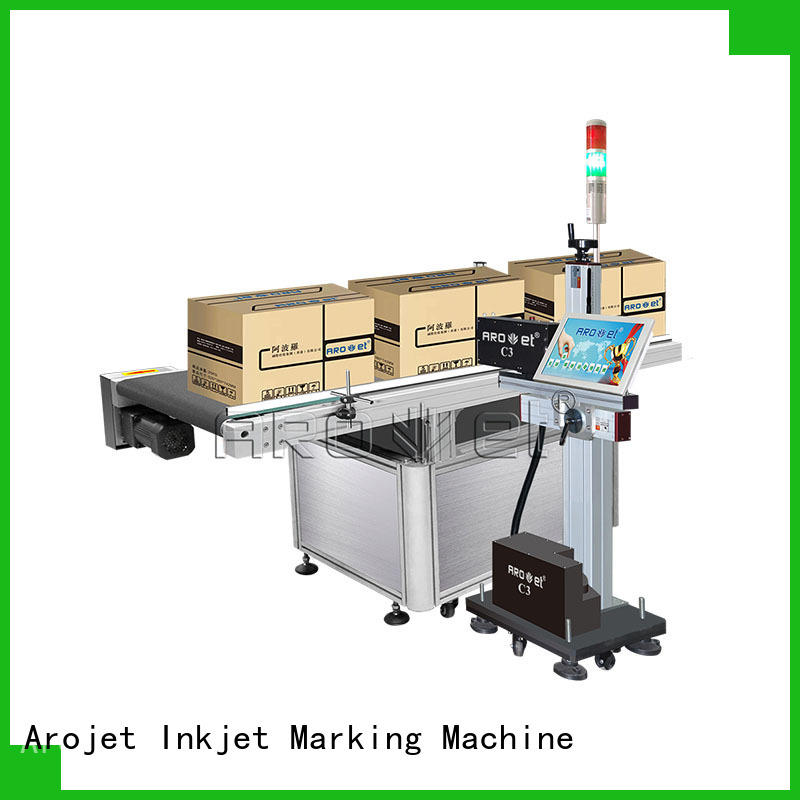 cheap inkjet coding and marking machine industrial directly sale for packaging