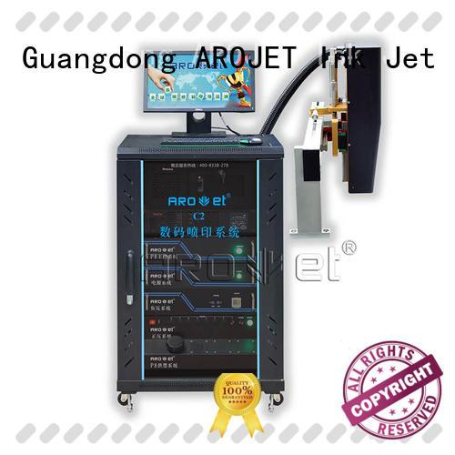 c2 inkjet marking equipment arojet for package Arojet