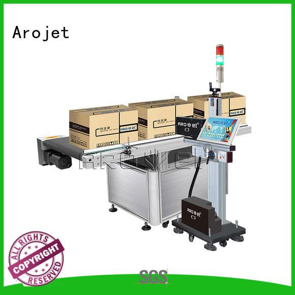Arojet digital inkjet coder directly sale for label
