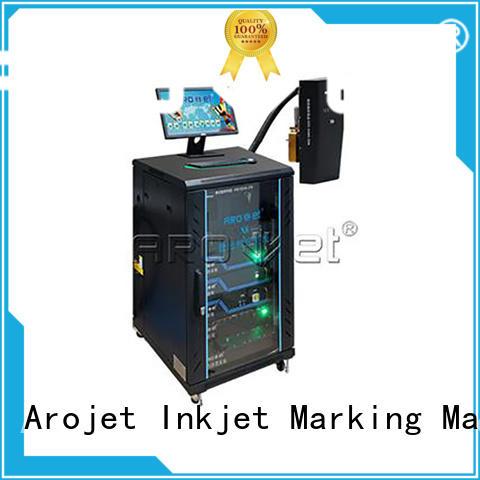 Arojet latest carton box inkjet printer suppliers for label