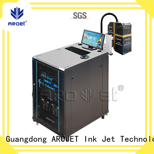 Arojet arojet variable data printing machine digital for label