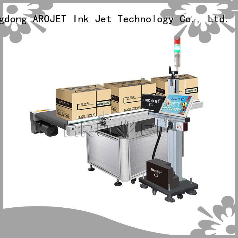 Arojet cheap inkjet coding machines best supplier bulk buy