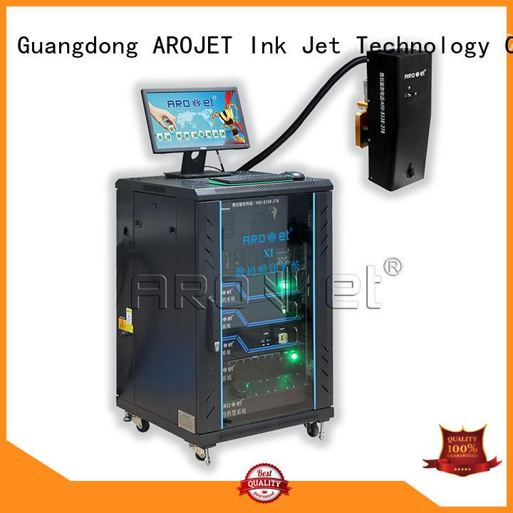 Arojet middlespeed industrial inkjet printer manufacturer for film