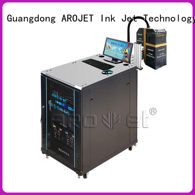 date coding printer series for label Arojet