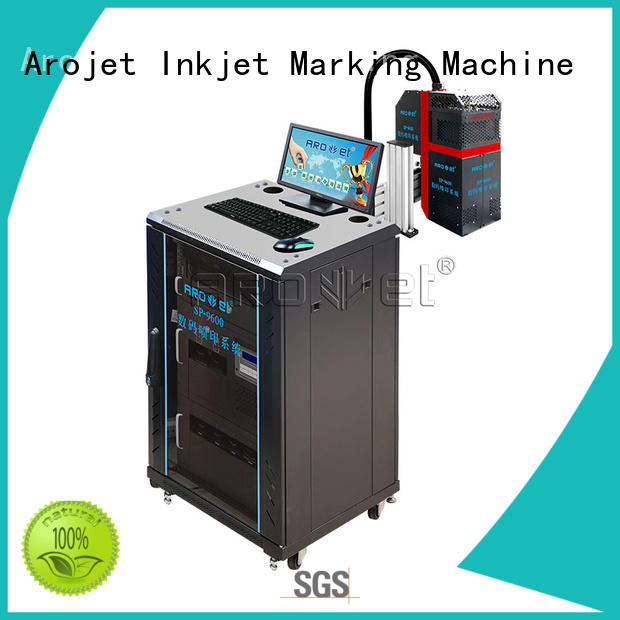 Arojet digital variable data printing machine arojet for label