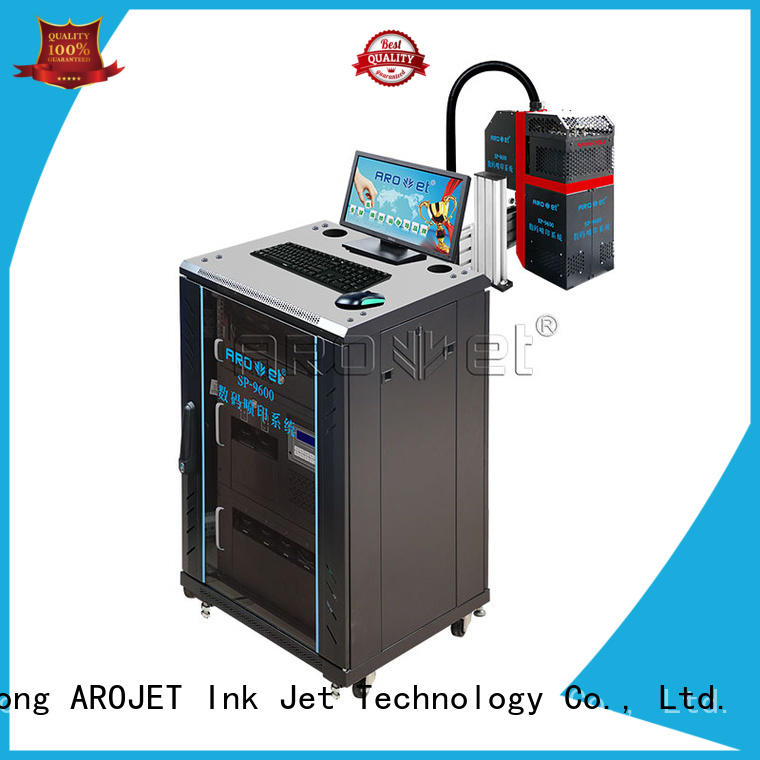 costeffective marking machine system for label Arojet