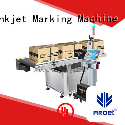 Arojet practical inkjet barcode printer best supplier for promotion