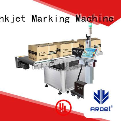 Arojet practical inkjet barcode printer best supplier for promotion