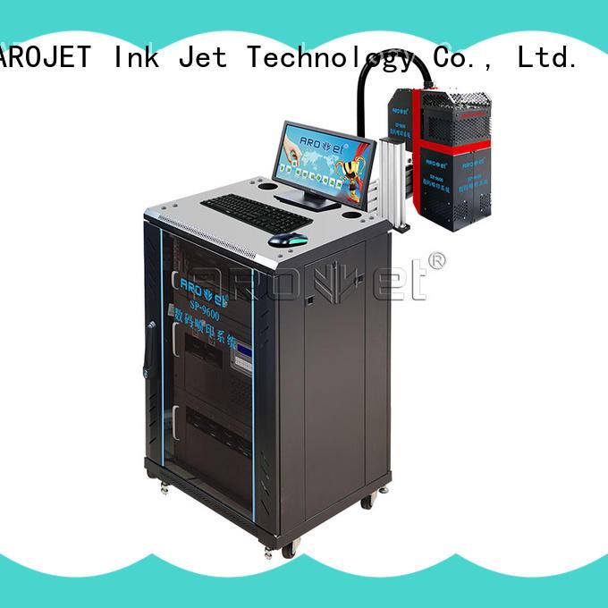 energy-saving high speed industrial inkjet printer date company bulk production