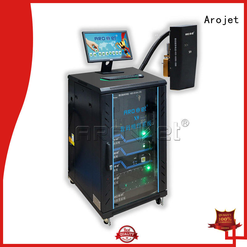 arojet industrial inkjet x6 manufacturer for packaging
