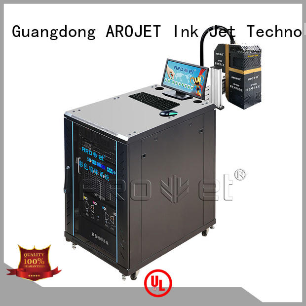 Arojet sidejetting inkjet coder factory direct supply for promotion