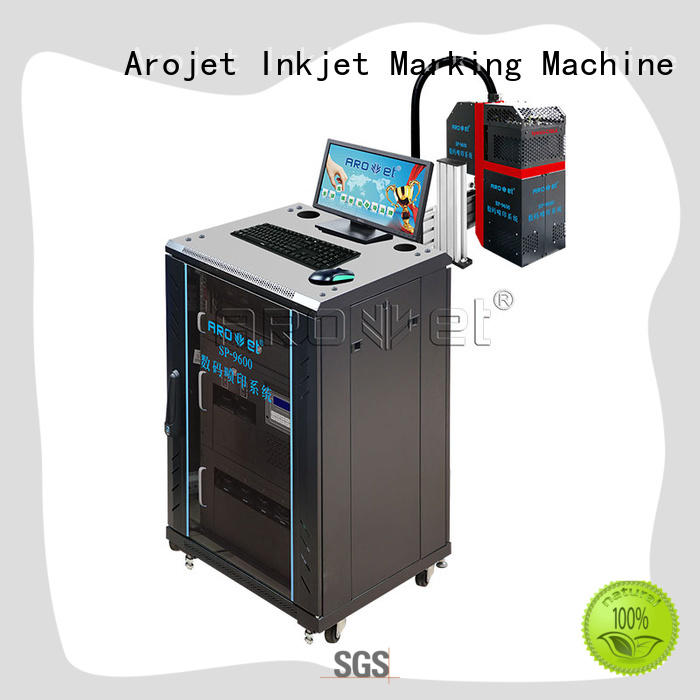 Arojet x1 coding printer factory direct supply for paper
