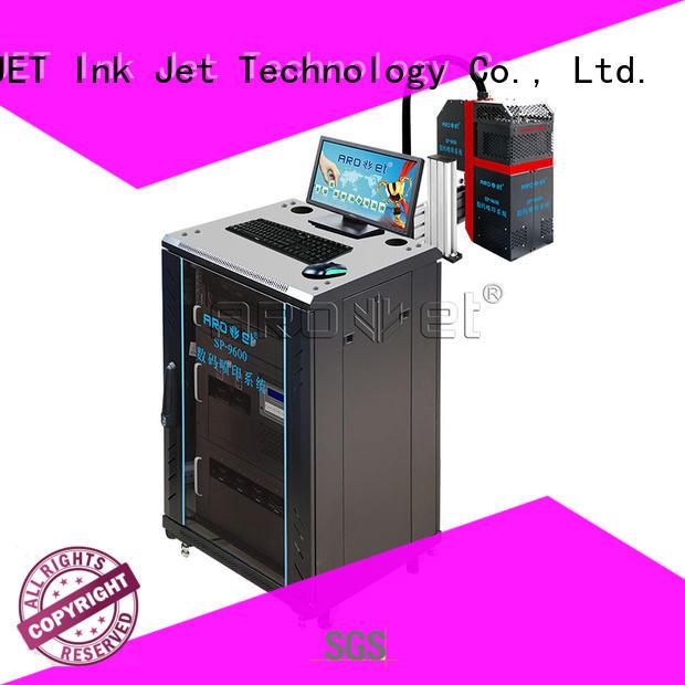 Arojet sheetfed marking machine manufacturer for film