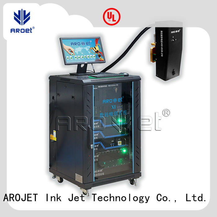 Arojet low-cost inkjet marking inquire now bulk buy