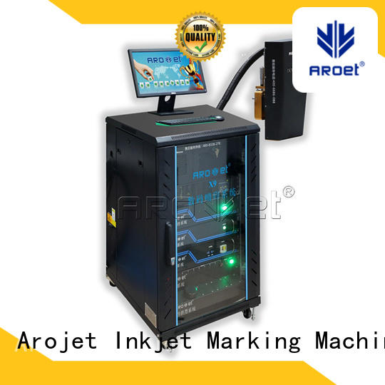 Arojet top selling industrial inkjet printing supplier for sale