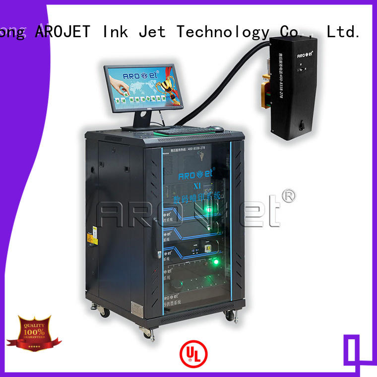 Arojet professional industrial marking equipment directly sale for paper