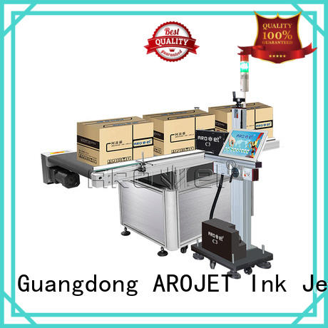 highspeed high speed inkjet printer directly sale for label Arojet