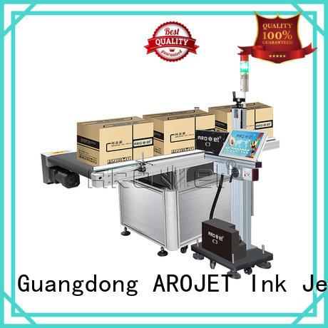 highspeed high speed inkjet printer directly sale for label Arojet