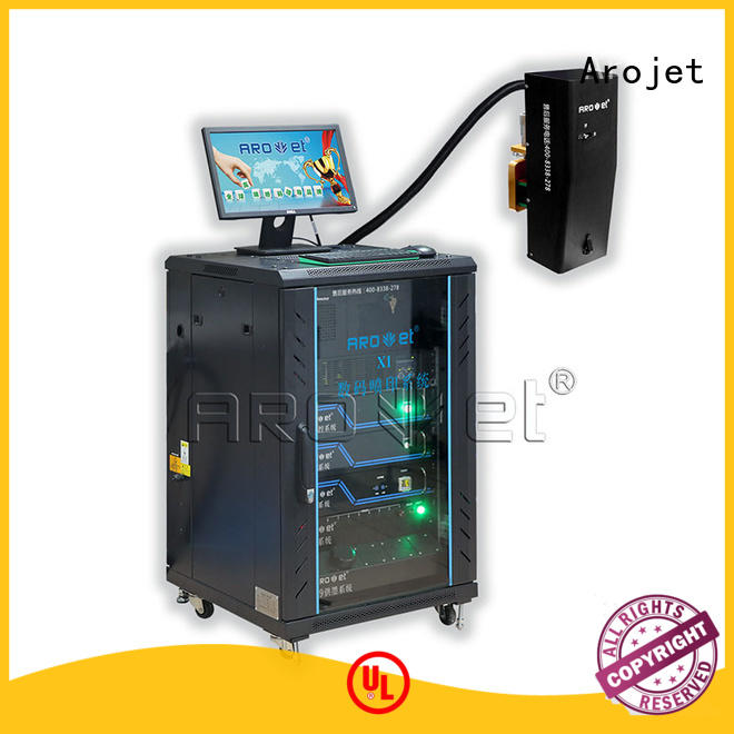 Arojet eco-friendly uv inkjet printer wholesale for film