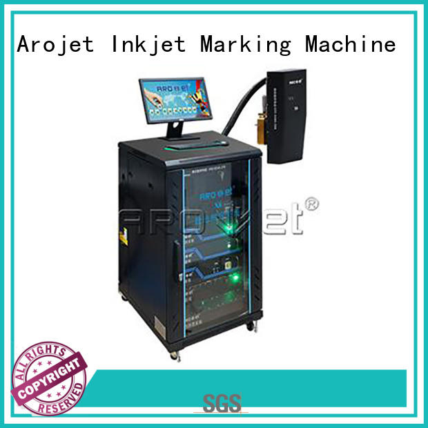 multicolored industrial inkjet sp9800 directly sale for label