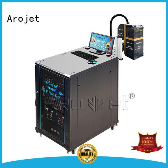 cost effective digital inkjet printing arojet custom made for packaging