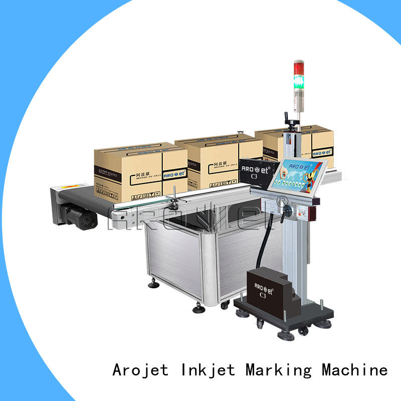 Arojet industrial jet printer from China for film