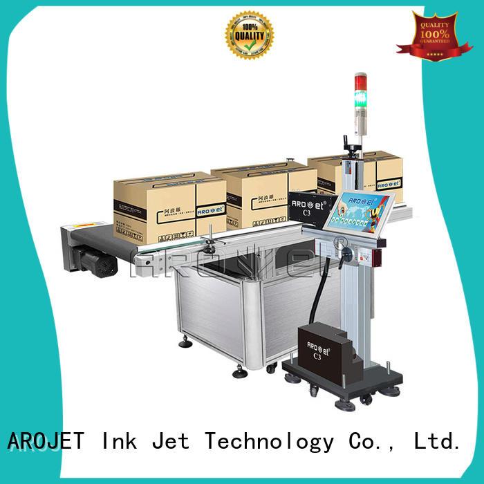 Arojet printing inkjet coding equipment ultrahigh for package